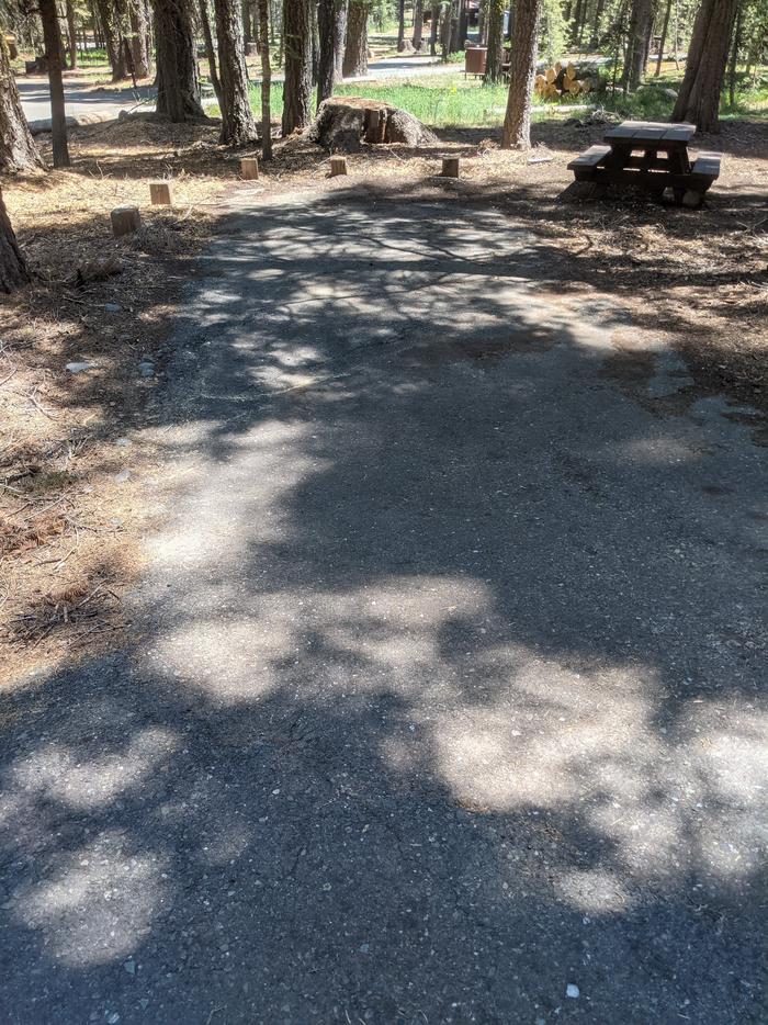 Little Beaver Site #66 Photo 1Site #66 parking spur