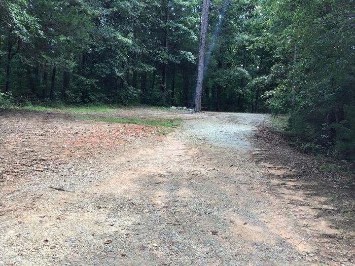 A photo of Site 02 of Loop Woods Ferry at Woods Ferry Campground (SC) with Picnic Table, Fire Pit, Lantern Pole