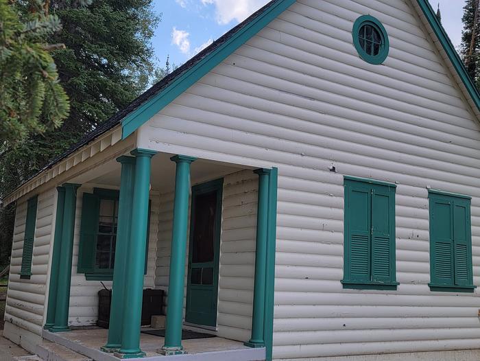 Mammoth Guard Station - Dwelling
