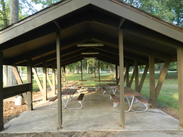 Pendleton Bend - Picnic Shelter