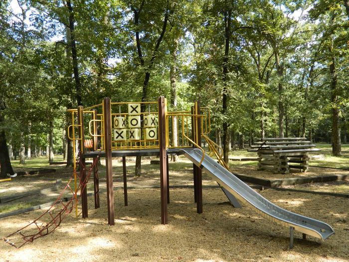 Merrisach Lake - Playground