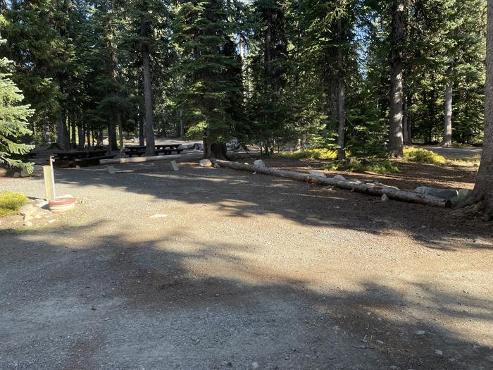 A photo of Site GS1 of Loop Anthony Lake at Anthony Lake with No Amenities Shown