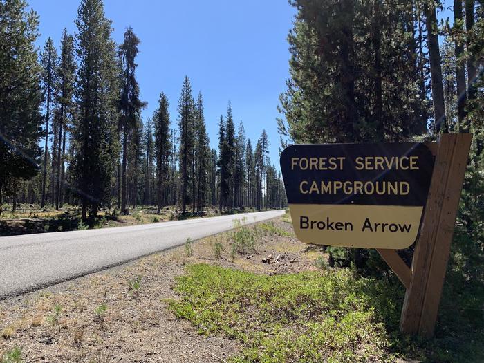Preview photo of Broken Arrow Campground