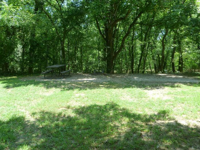 Tyler Bend Group Site H-5Tyler Bend Walk-in Site H