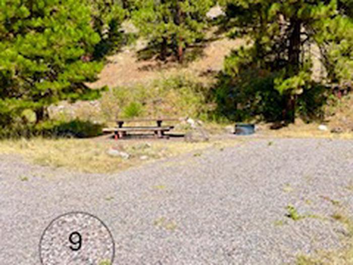 Aspen Glade site 9