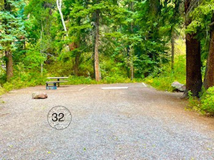Aspen Glade site 32