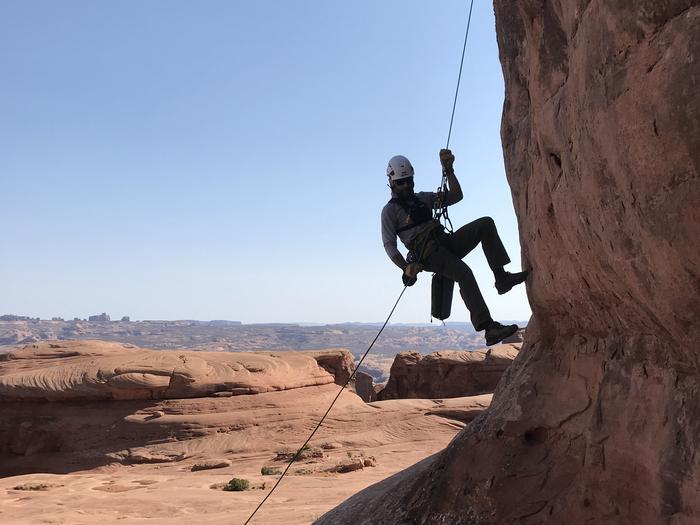 Preview photo of Arches National Park Canyoneering Permits