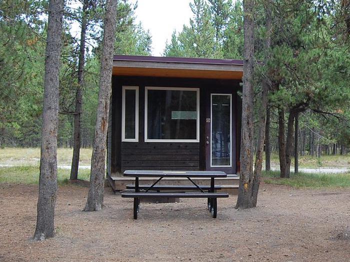 Exterior Camper Cabin 105
