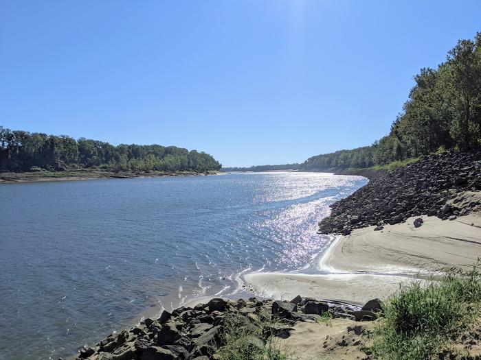Pendleton Bend - Arkansas River