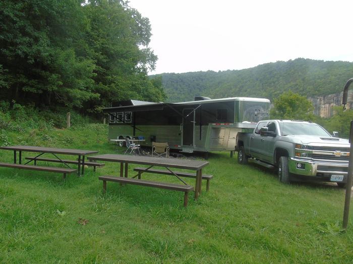 Steel Creek Horse Camp Site #38