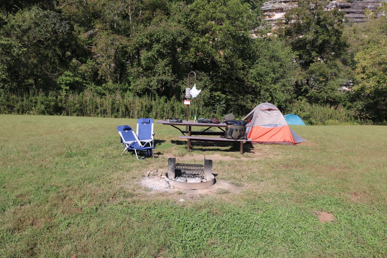 Steel Creek Camp Site #3 (photo 3)Steel Creek Camp Site #3