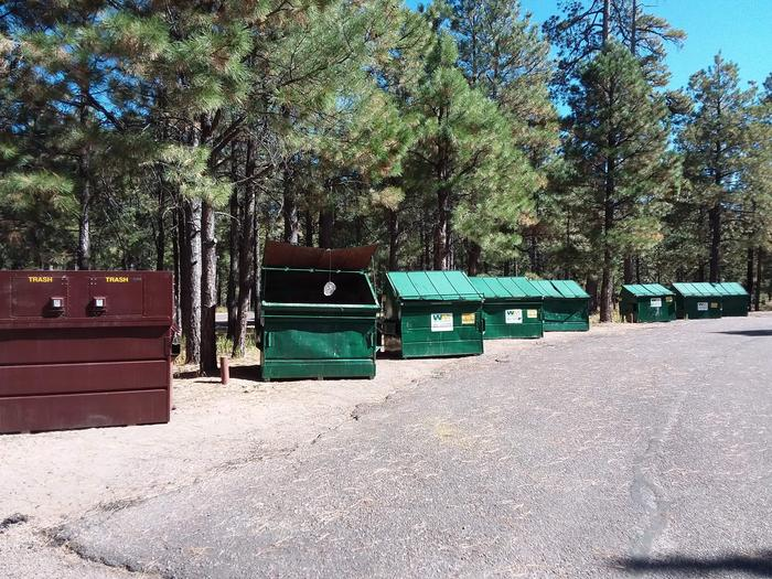 CANYON POINT Trash Collection