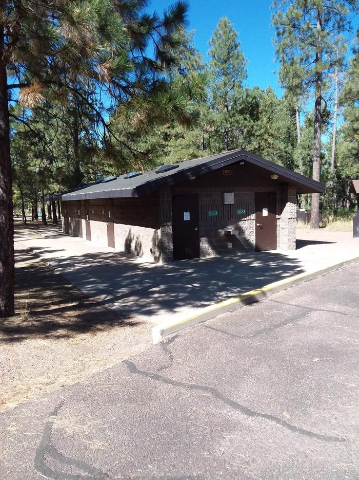 CANYON POINT Loop A Restrooms