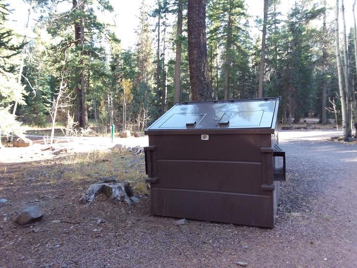 Grayling Campground Waste Disposal UnitsGrayling Waste Disposal Units