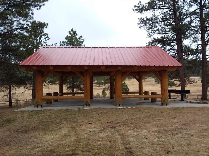 Preview photo of Amole Canyon Group Shelter