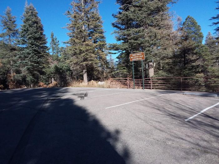 Balsam Glade Picnic Site Parking