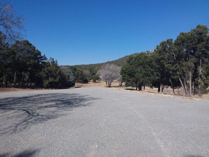 Robin Campsite Parking