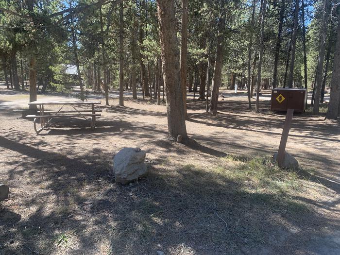 Tent Site 325 Exterior