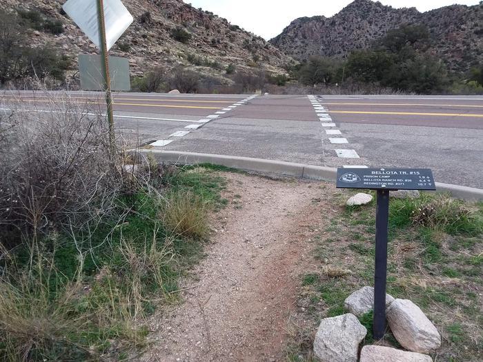Bellota Trail