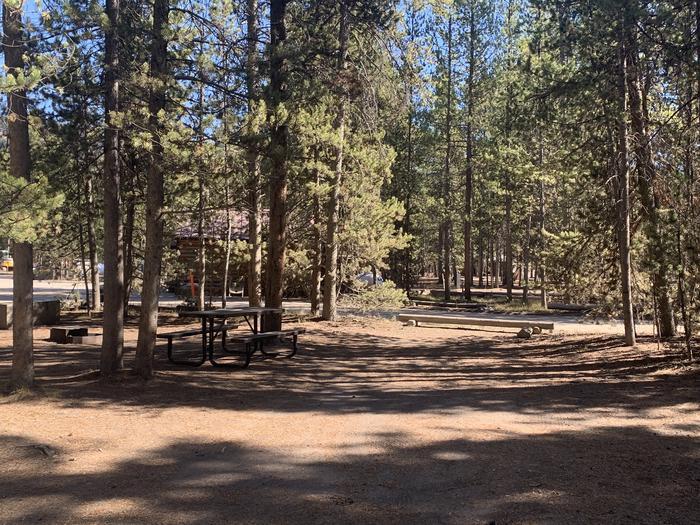 Tent Site 401 Exterior