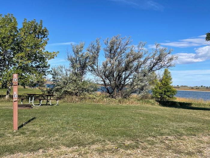 Campsite #5 Wolf Creek Campground