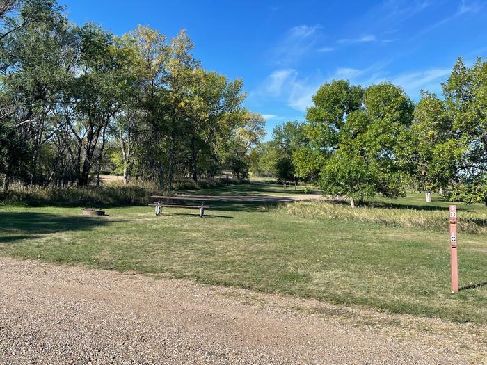 Campsite #6 Wolf Creek Campground