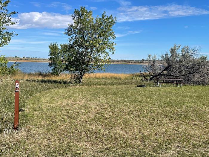Campsite #10 Wolf Creek Campground
