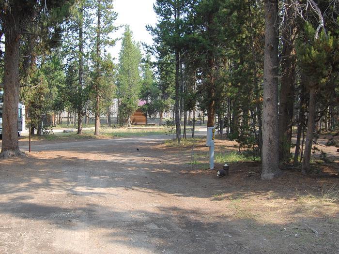 RV Site 419 Exterior