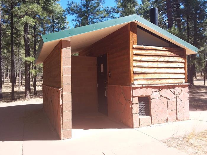 Group Campsite A Restroom