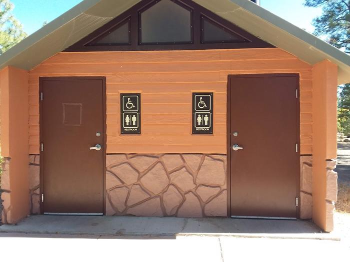TEN-X Campground Vault Toilets