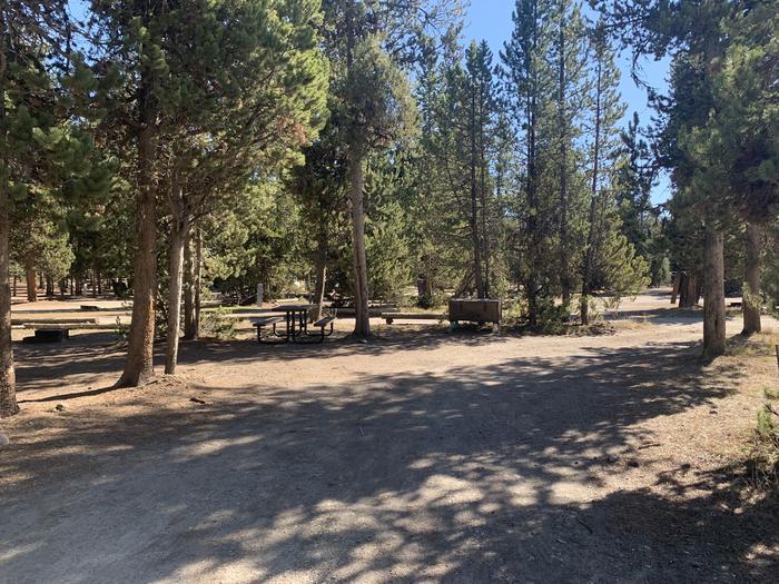 Tent Site 433 Exterior