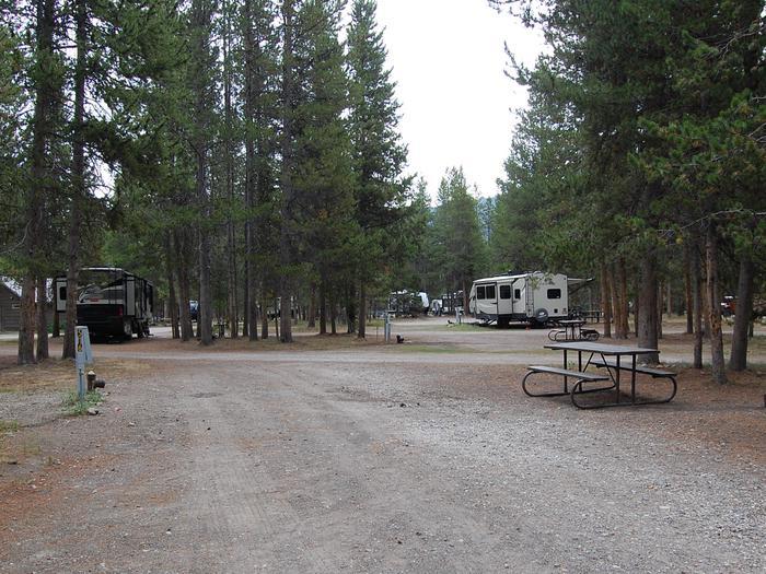 RV Site 516 Exterior