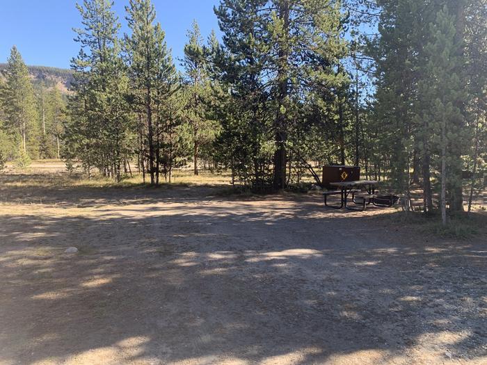 Tent Site 701 Exterior