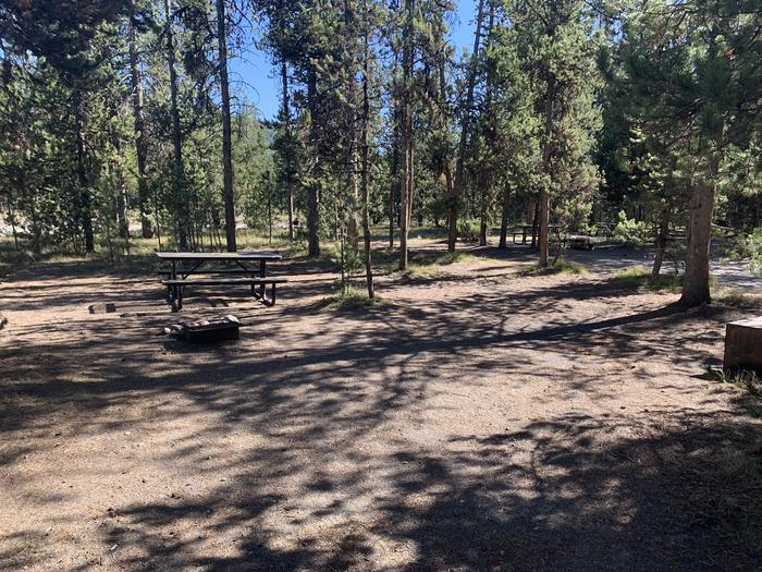 Tent Site 703 Exterior