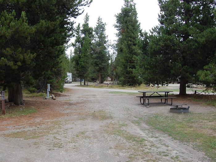 RV Site 627 Exterior