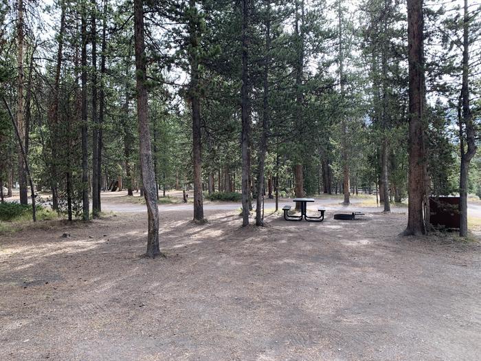 Tent Site 521 Exterior