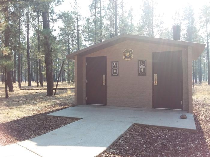 Benny Creek Campground Restrooms On SiteBenny Creek Group Area