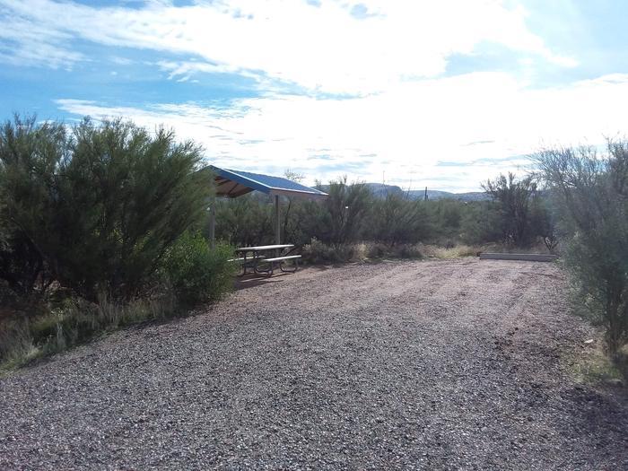 Site 8 parking.
