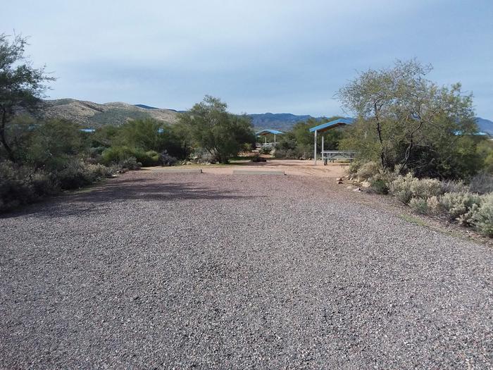 Site 16 parking.