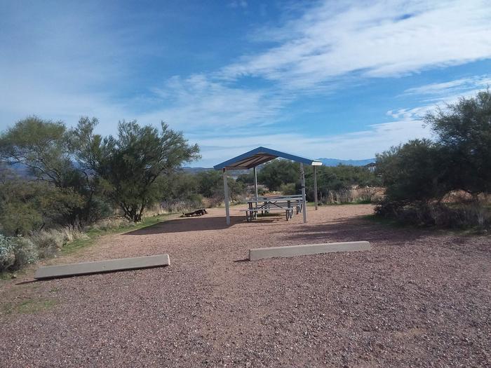 Site 24 parking.