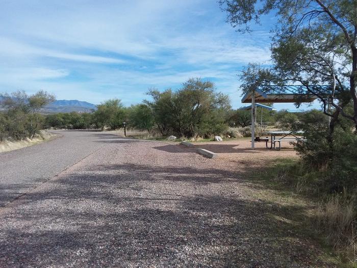 Site 34 parking
