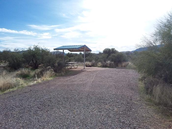 Site 35 parking.