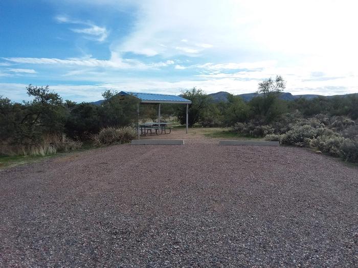 Site 49 parking.