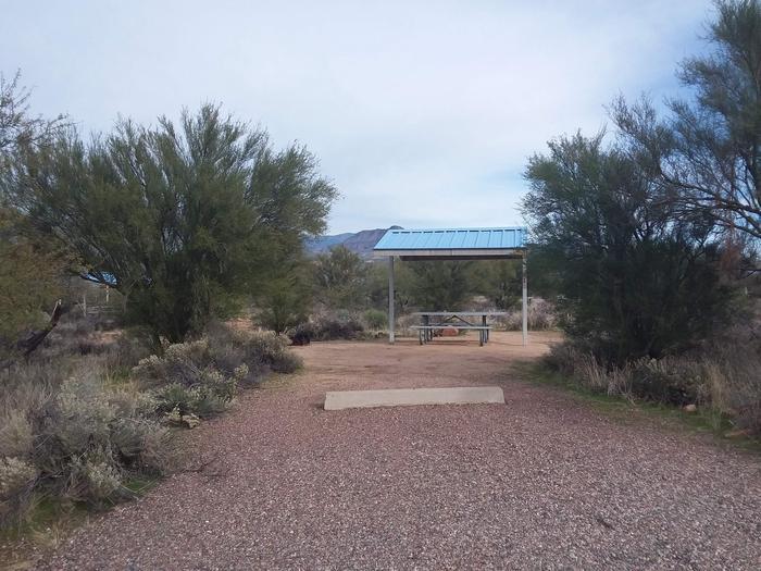 Site 61 parking.