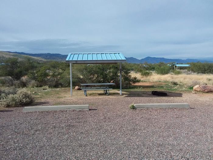 Site 68 parking.