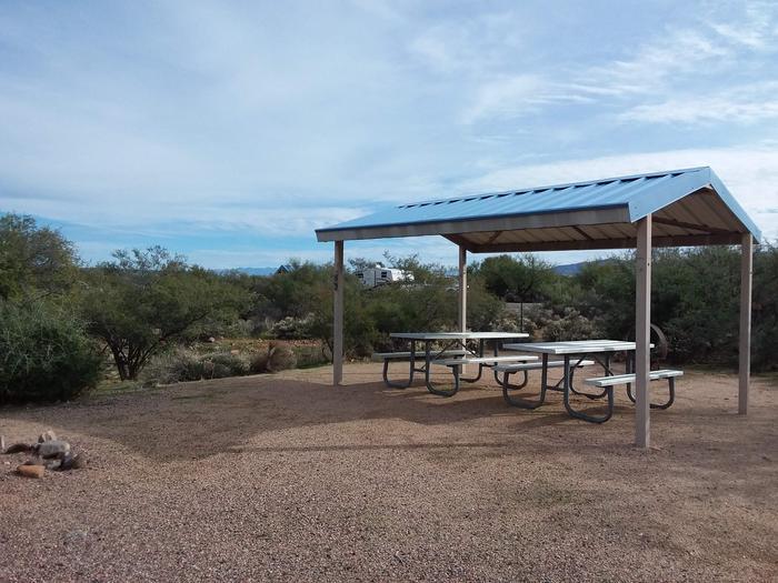 Campsite 83 at Cholla CampgroundCampsite 83, Cholla Campground