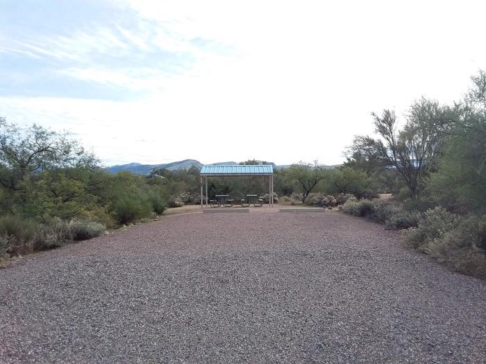 Site 83 parking.