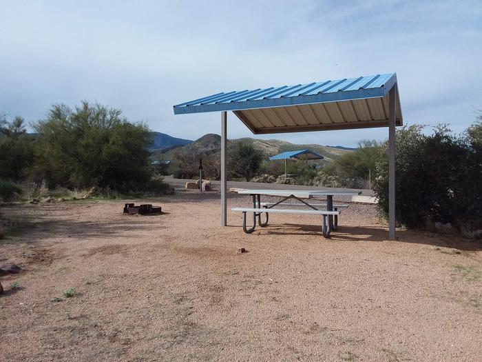 Campsite 169.Cholla Campground