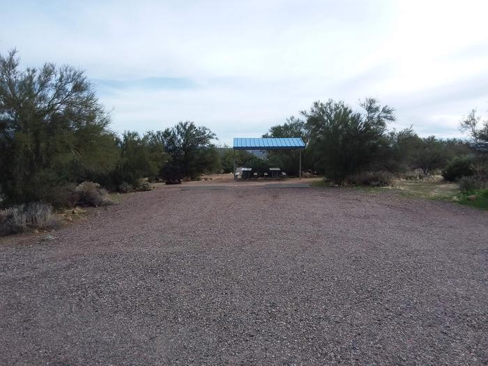 Site 178 parking