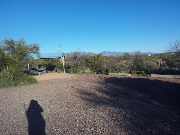 Site 179 parking